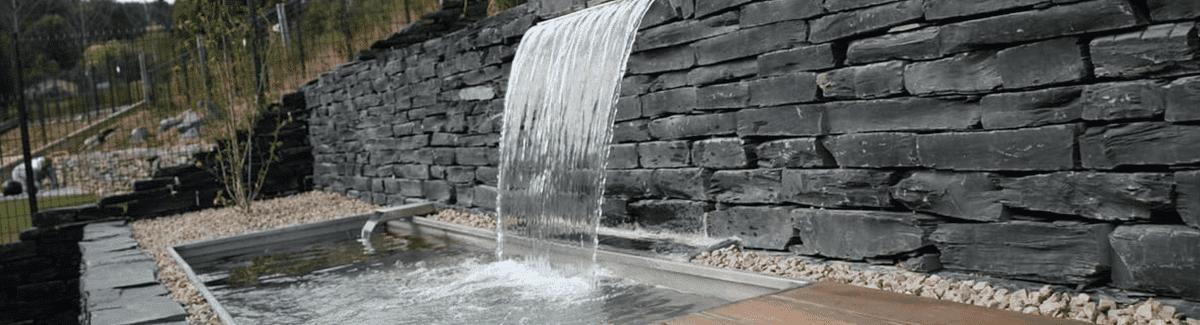 Aménagement d'extérieur Luxembourg point d'eau
