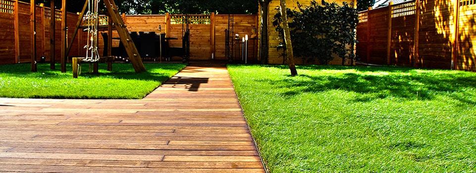 Entretien jardin Luxembourg gazon