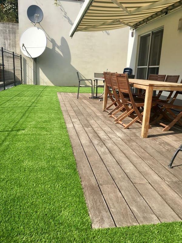 Jardinier au Luxembourg construction abri de jardin 49