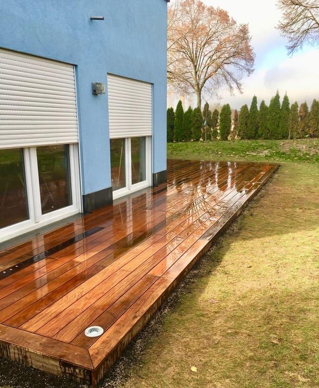Jardinier au Luxembourg construction abri de jardin 54