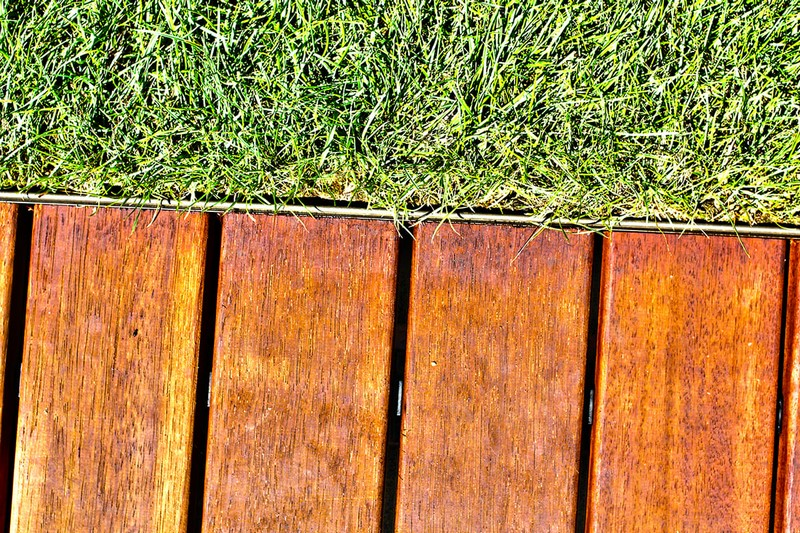 Jardinier au Luxembourg construction abri de jardin en bois 12