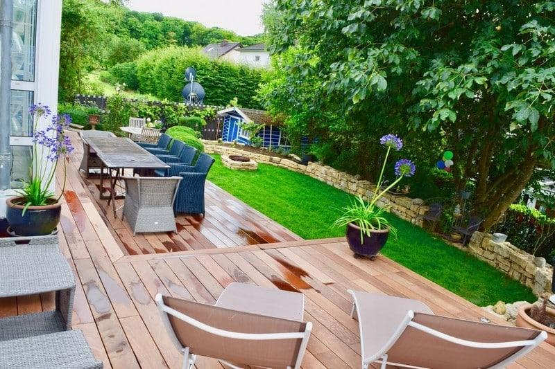 Jardinier au Luxembourg construction abri de jardin en bois 13