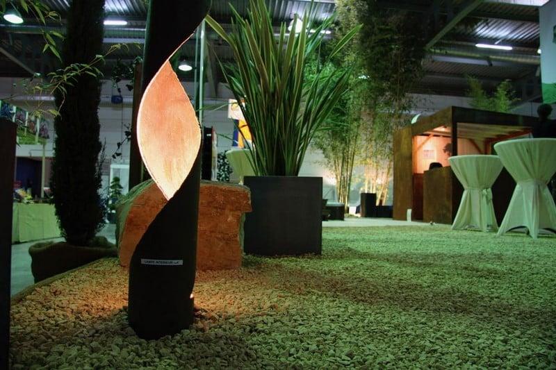 Jardinier paysagiste Luxembourg illumination jardin 11