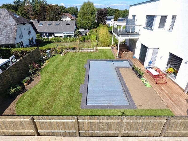 Paysagiste aménagement extérieur jardin Luxembourg 10
