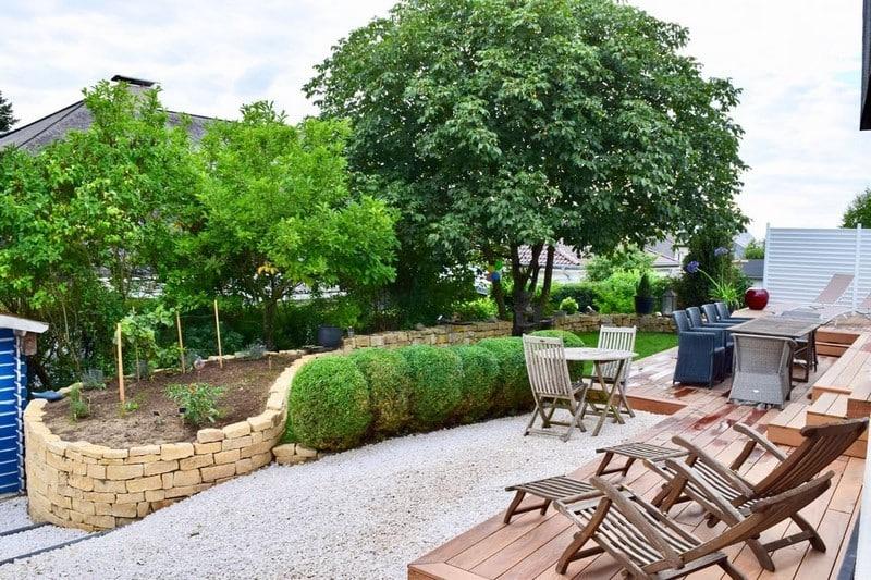 Paysagiste aménagement extérieur jardin Luxembourg 18