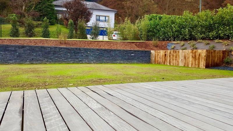 Paysagiste aménagement extérieur jardin Luxembourg 2