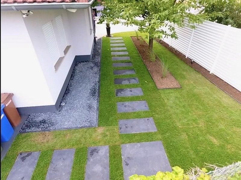 Paysagiste aménagement extérieur jardin Luxembourg 27