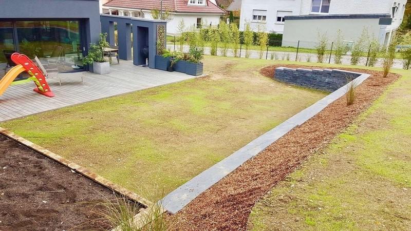 Paysagiste aménagement extérieur jardin Luxembourg 6